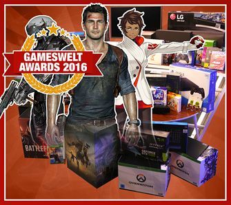 Gameswelt Awards 2016 - Special