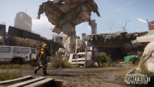 Homefront: The Revolution - DLC: Aftermath - Screenshots - Bild 2