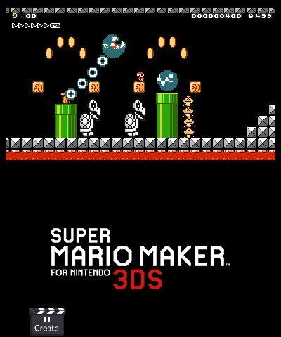 Super Mario Maker: Screenshots zur 3DS-Version - Screenshots von ...