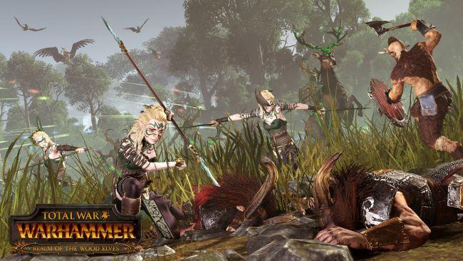 Total War: Warhammer - DLC: Das Reich der Waldelfen - Screenshots - Bild 10