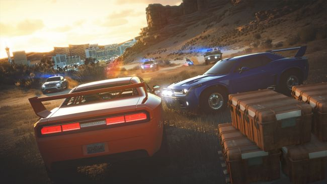 The Crew - DLC: Calling All Units - Screenshots - Bild 4