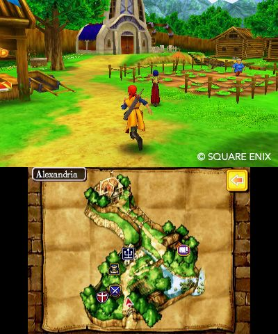Dragon Quest VIII: Die Reise des verwunschenen Königs - Screenshots - Bild 26