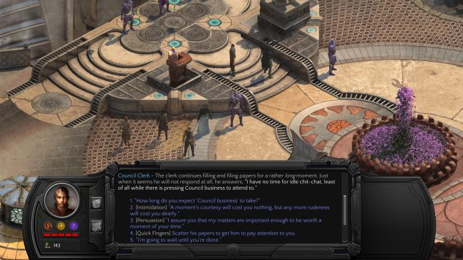 Torment: Tides of Numenera - Screenshots - Bild 4