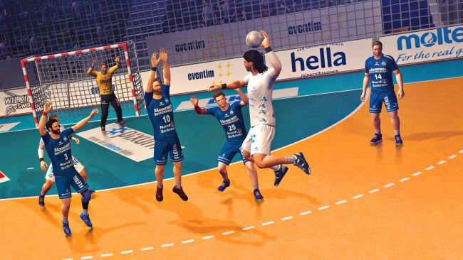 Handball 17 - Screenshots - Bild 1