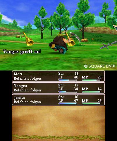 Dragon Quest VIII: Die Reise des verwunschenen Königs - Screenshots - Bild 31
