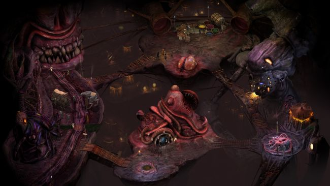 Torment: Tides of Numenera - Screenshots - Bild 16