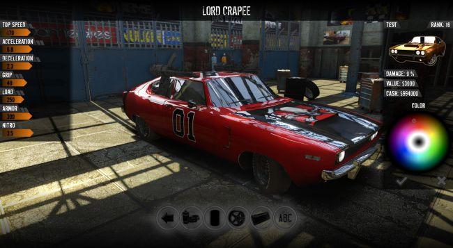 Gas Guzzlers Extreme - Screenshots - Bild 3
