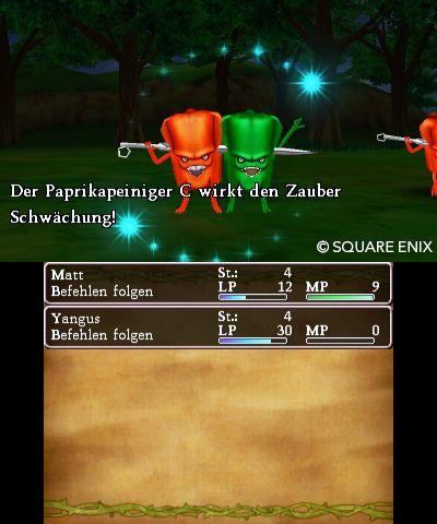 Dragon Quest VIII: Die Reise des verwunschenen Königs - Screenshots - Bild 19