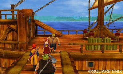 Dragon Quest VIII: Die Reise des verwunschenen Königs - Screenshots - Bild 4