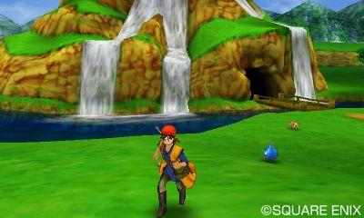 Dragon Quest VIII: Die Reise des verwunschenen Königs - Screenshots - Bild 1