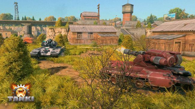 Tanki X - Screenshots - Bild 1