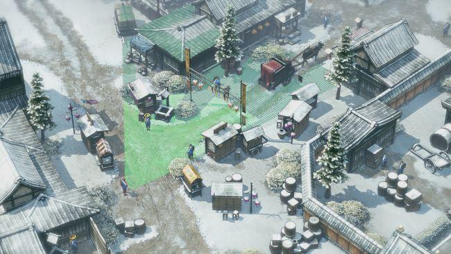 Shadow Tactics: Blades of the Shogun - Screenshots - Bild 4