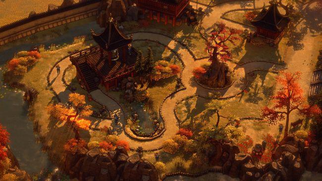Shadow Tactics: Blades of the Shogun - Screenshots - Bild 10