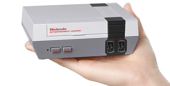 Nintendo NES Classic Mini - Test