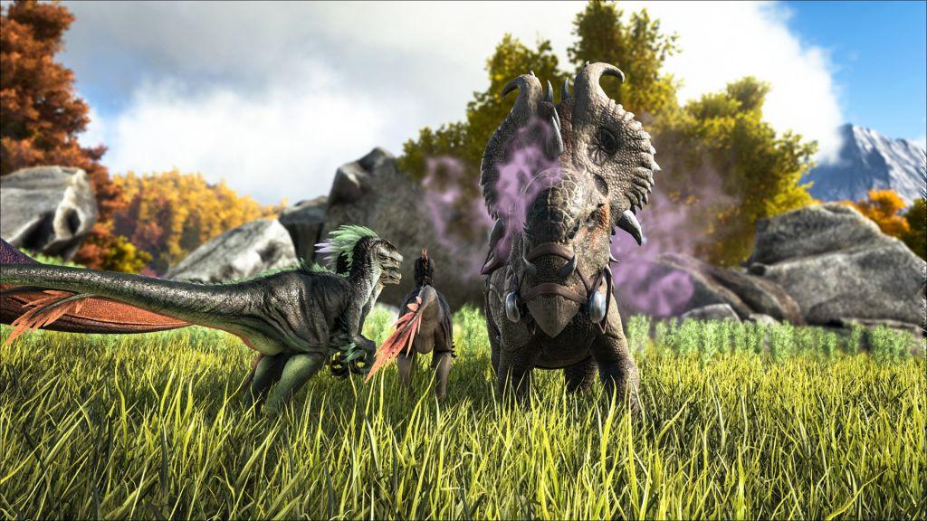 Top Dinosaurier In Spielen Die Dicksten Dinger Platz - Minecraft dinosaurier spiele