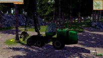 Forstmaschinen: Profis im Wald - Screenshots - Bild 17