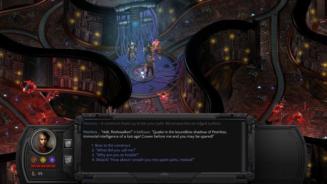 Torment: Tides of Numenera - Screenshots - Bild 11