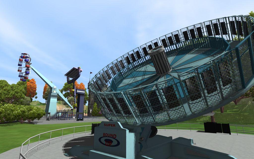 freizeitpark simulator