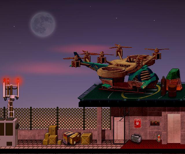 Highrisers - Screenshots - Bild 1