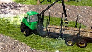 Forstmaschinen: Profis im Wald