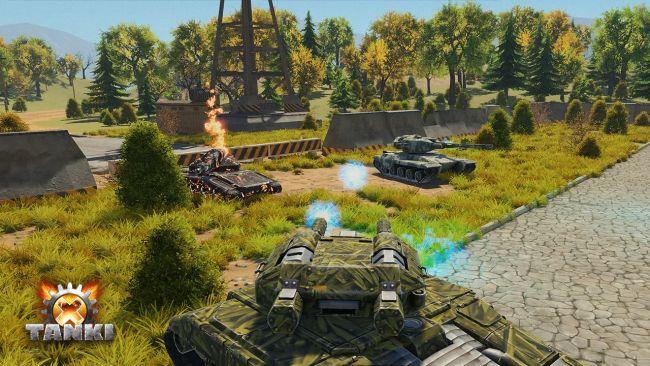 Tanki X - Screenshots - Bild 5