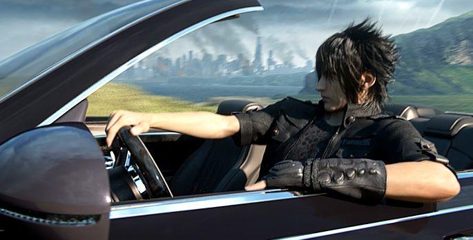 Final Fantasy 15 - Test