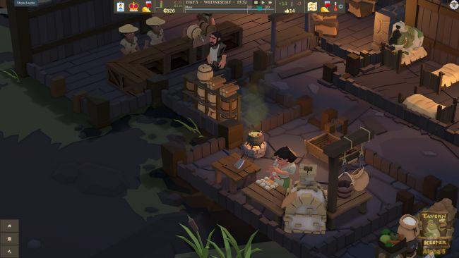 Tavern Keeper - Screenshots - Bild 4