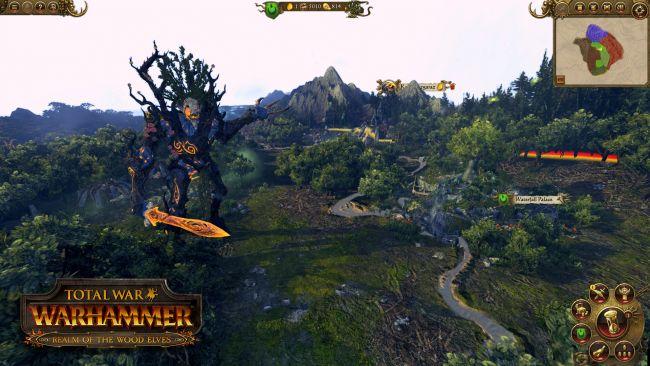 Total War: Warhammer - DLC: Das Reich der Waldelfen - Screenshots - Bild 2