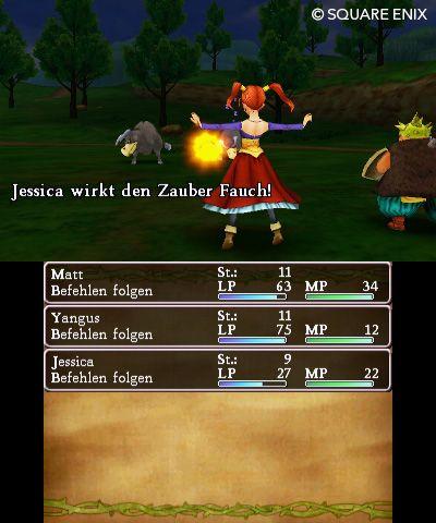 Dragon Quest VIII: Die Reise des verwunschenen Königs - Screenshots - Bild 30
