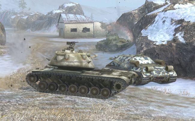 World of Tanks Blitz - Screenshots - Bild 11