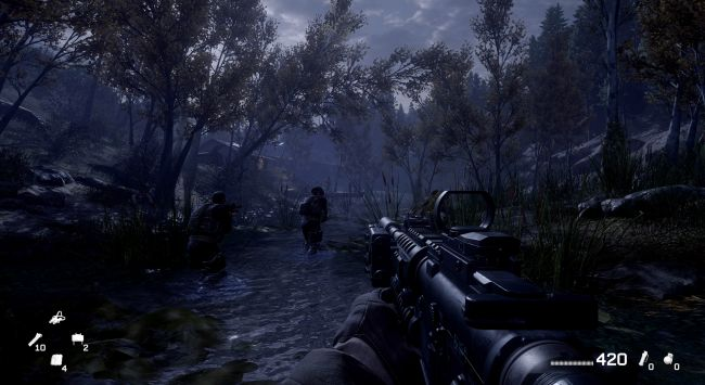 Call of Duty: Modern Warfare Remastered - Screenshots - Bild 5