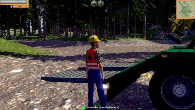 Forstmaschinen: Profis im Wald - Screenshots - Bild 13