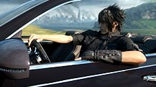 Final Fantasy 15 - Test