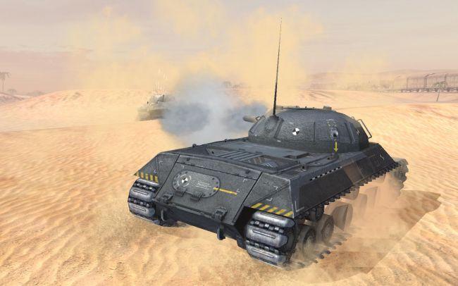 World of Tanks Blitz - Screenshots - Bild 4