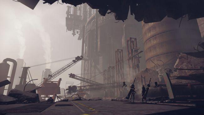 NieR: Automata - Screenshots - Bild 17