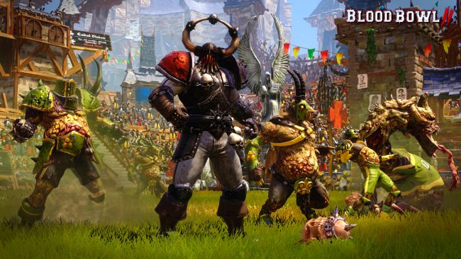 Blood Bowl 2 - DLC: Nurgle Team - Screenshots - Bild 5