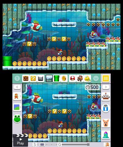 Super Mario Maker - Screenshots - Bild 16