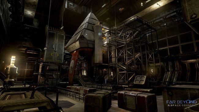 Far Beyond: A space odyssey - Screenshots - Bild 1