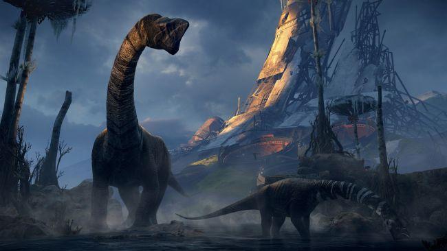 Robinson: The Journey - Screenshots - Bild 2