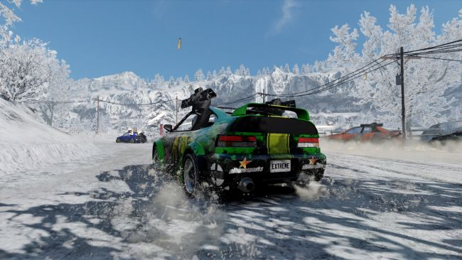 Gas Guzzlers Extreme - Screenshots - Bild 1