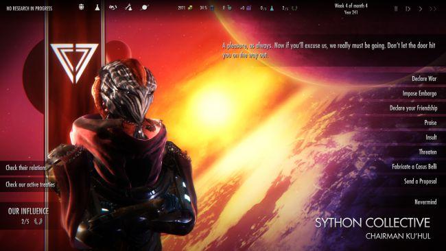 Dawn of Andromeda - Screenshots - Bild 7
