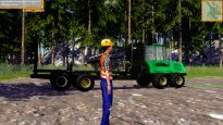 Forstmaschinen: Profis im Wald - Screenshots - Bild 14