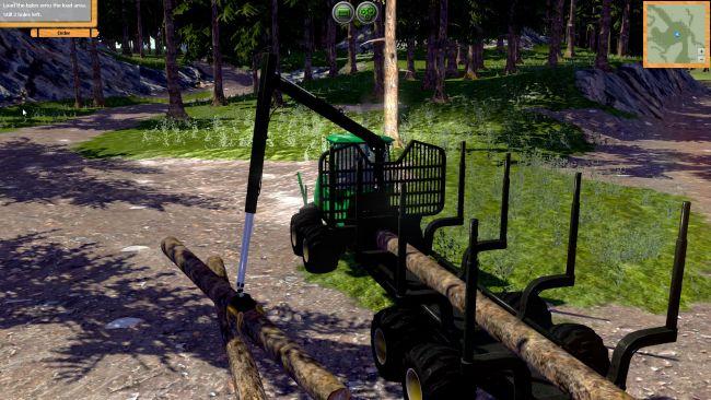 Forstmaschinen: Profis im Wald - Screenshots - Bild 8