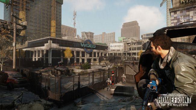 Homefront: The Revolution - DLC: Aftermath - Screenshots - Bild 4