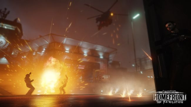 Homefront: The Revolution - DLC: Aftermath - Screenshots - Bild 3