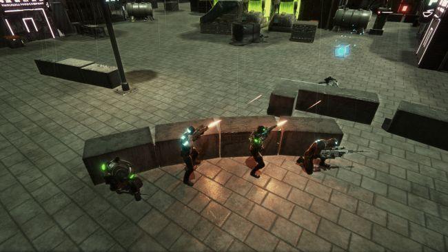 M.E.R.C. - Screenshots - Bild 1
