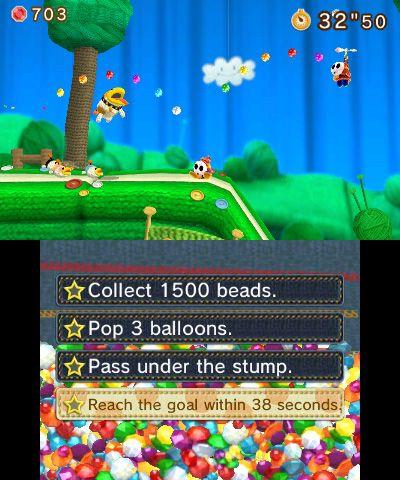 Poochy & Yoshi's Woolly World - Screenshots - Bild 9