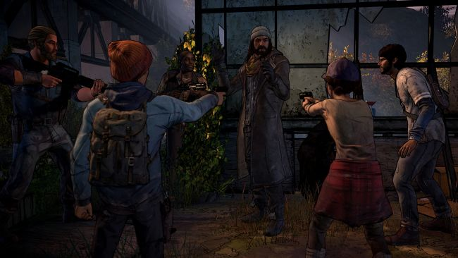 The Walking Dead: Season 3 - Screenshots - Bild 6