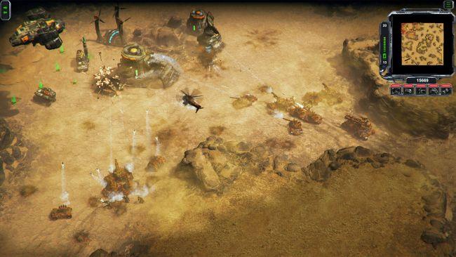 reconquest - Screenshots - Bild 3