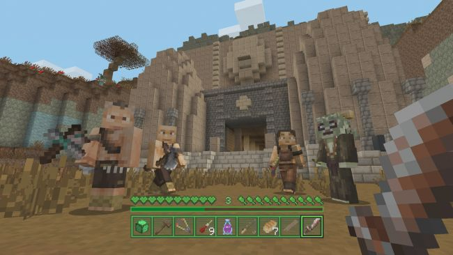Minecraft - DLC: Fallout Mash-Up Pack - Screenshots - Bild 4